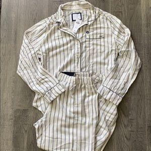 Abercrombie pajama set BNWT